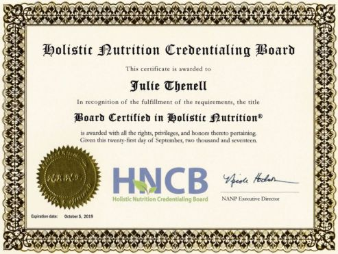 Happy-dance day! – JTC Nutrition – Julie Thenell