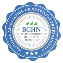 Board Certified in Holistic Nutrition